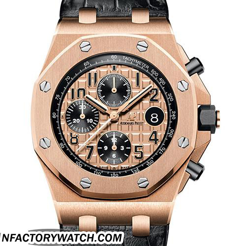 愛彼AP Royal Oak Offshore 皇家橡樹離岸系列 26470OR.OO.A002CR.01