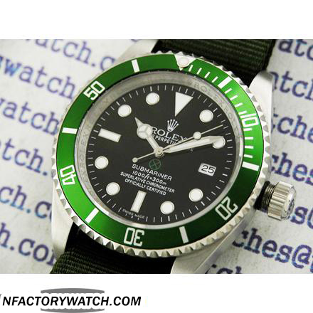 勞力士Rolex 潛航者 Submariner 16610LV-93250 Project X 定制版 V4 終極版