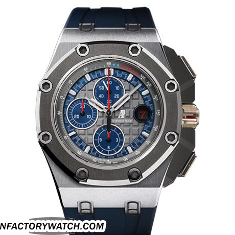 愛彼AP Royal Oak Offshore 皇家橡樹離岸型 MICHAEL SCHUMACHER 舒馬赫限量版 26568PM.OO.A021CA.01