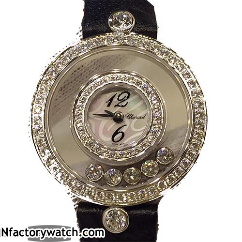 蕭邦Chopard  Happy Diamond 快樂鑽石 L3386D-R40E-CP-rhid-117981