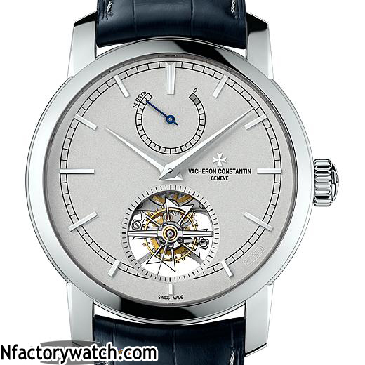 江詩丹頓Vacheron Constantintraditionnelle系列 89000/000P-9843 陀飛輪 Tourbillon