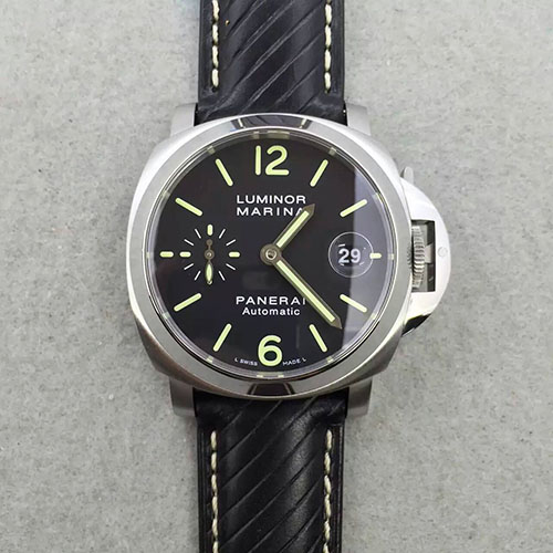 沛納海 Panerai Luminor Marina小手系列pam048 搭載7750自動機芯