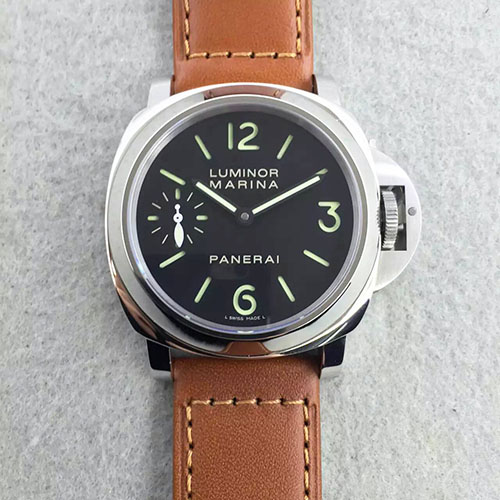 沛納海 Panerai Luminor Marina系列pam111 316精鋼錶殼