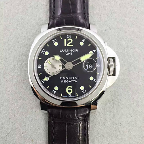 沛納海 Panerai Luminor GMT系列pam156 搭載7750機芯
