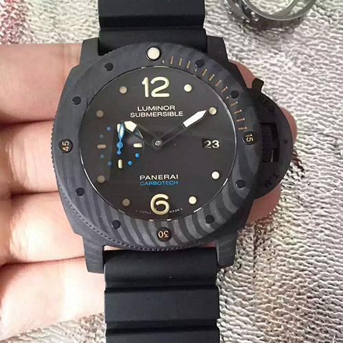 沛納海 Panerai Luminor Submersible系列pam00616 搭載P9000自動機芯-rhid-116406