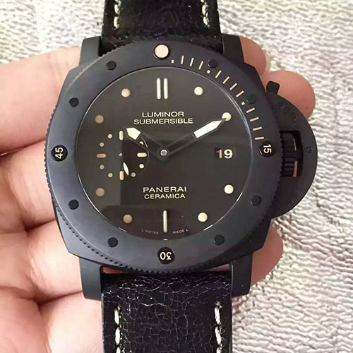 沛納海 Panerai Luminor Submersible系列陶瓷508 搭載P9000機芯-rhid-117459