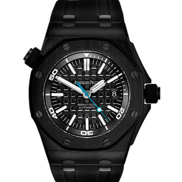 愛彼AP Royal Oak Offshore 皇家橡樹離岸型 15703ST.OO.A002CA.01 Project X Black-Out Limited
