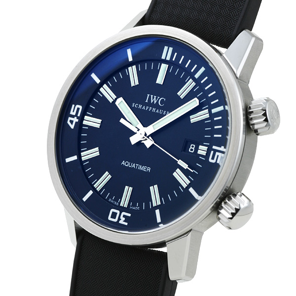 萬國IWC 海洋時計 Aquatimer Automatic IW323101 藍盤-rhid-117566