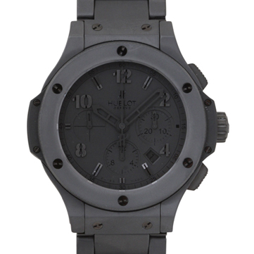 "宇舶Hublot Big Bang 大爆炸 'All Black II' ""全黑II"" Limited Edition 限量版 陶瓷-rhid-117798"