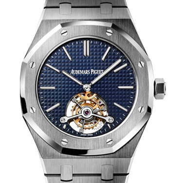 愛彼AP Royal Oak 皇家橡樹 26510ST.OO.1220ST.01 陀飛輪 tourbillon