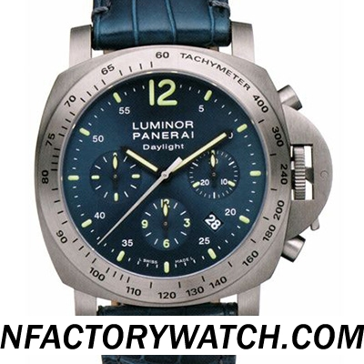 沛納海 Panerai Luminor Chrono AUTOMATIC Pam00326/Pam326 钛合金 -rhid-117525