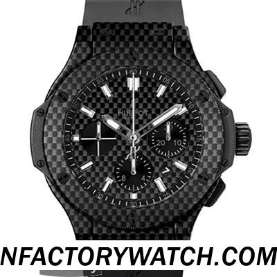 宇舶Hublot Big Bang 大爆炸 301.QX.1724.RX All Carbon Fiber 全碳纖維-rhid-117788