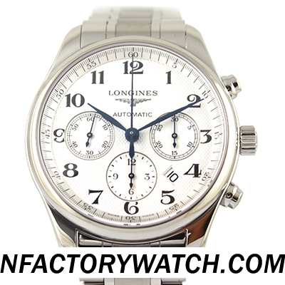 浪琴Longines Master Collection 名匠系列 L2.759.4.78.6-rhid-117712
