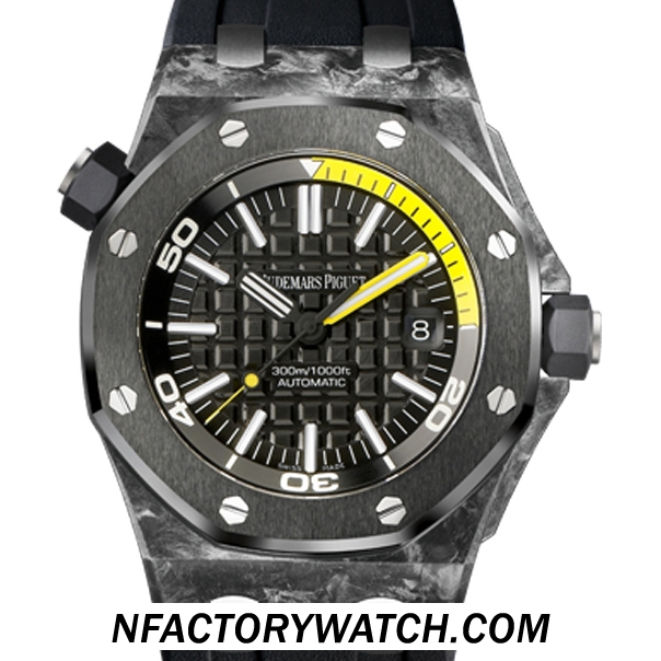 愛彼Ap Diver 皇家橡樹離岸型系列 Royal Oak Offshore 15706AU.OO.A002CA.01 V3 完美版-rhid-117643